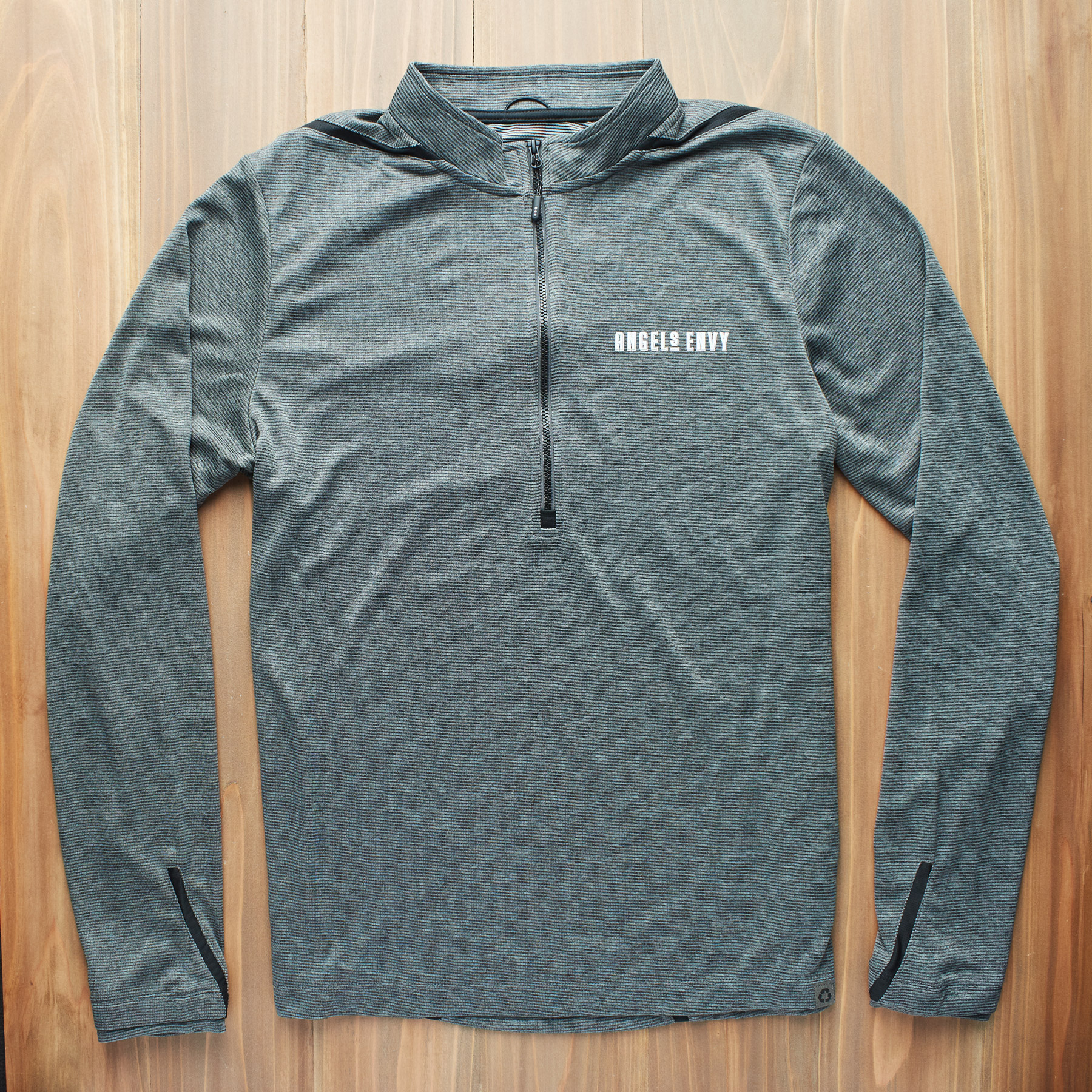 Eco Knit Half Zip
